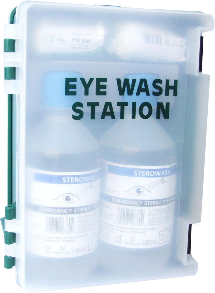 Eyewash Station Boxed