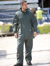 flexothane jacket and trousers